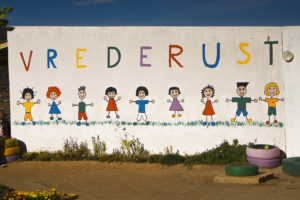 Ons speciale schooltje in Oudtshoorn...